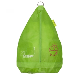 LICESAFE - Green with Embroidery